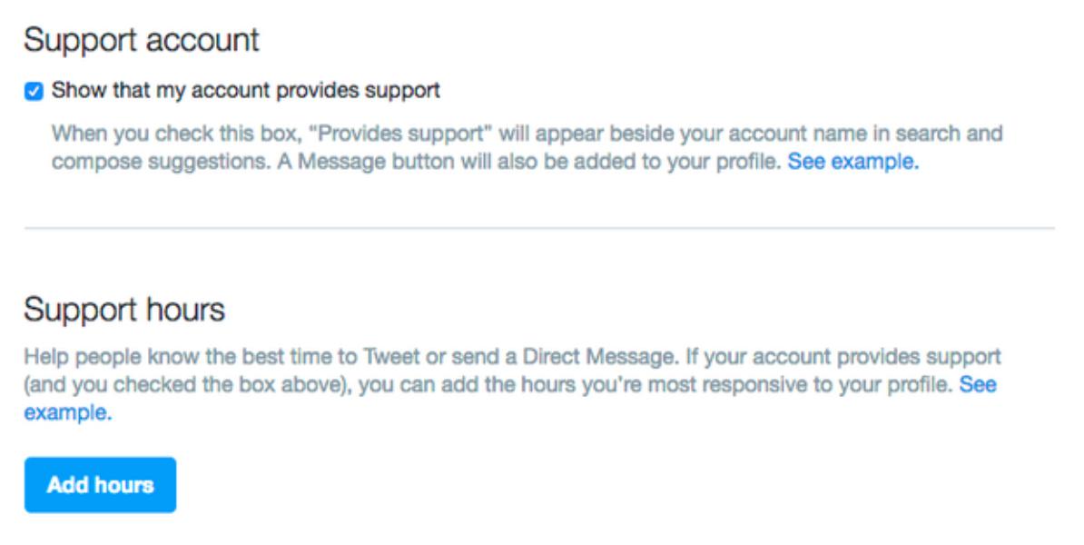 Fitur Baru untuk Pelayanan Pelanggan di Twitter