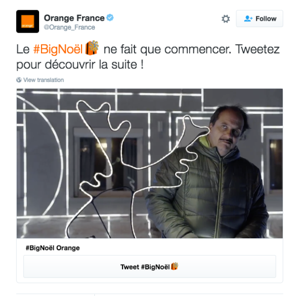 From Big Christmas to scooter power: 11  creative wins on Twitter from Europe in November