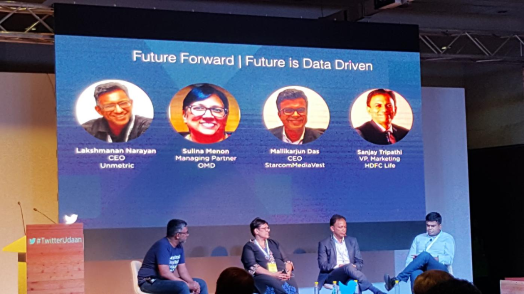 Future is LIVE at #TwitterUdaan