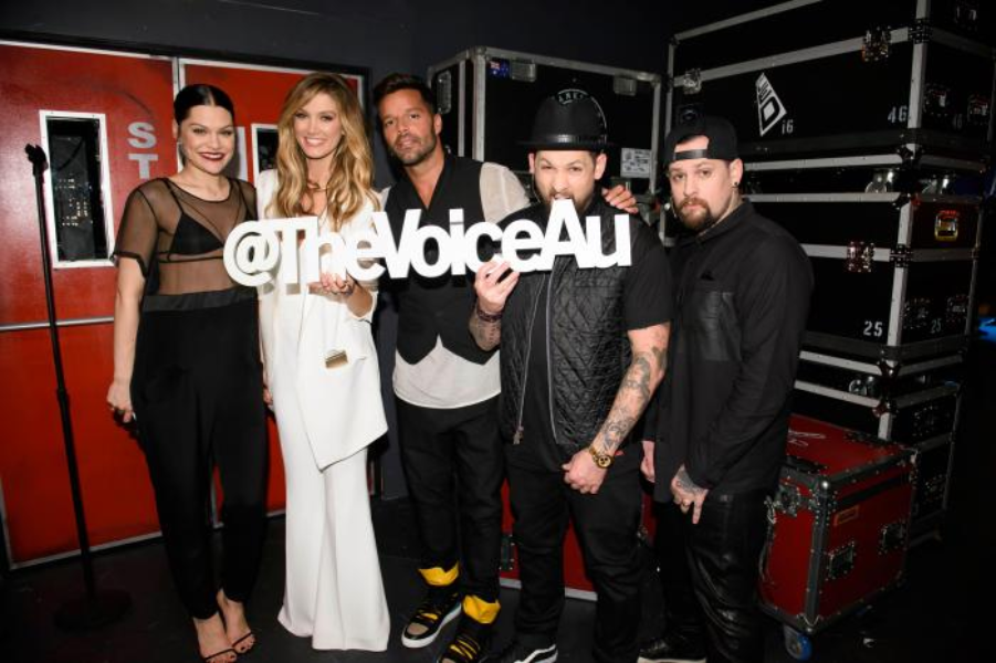 Get a behind-the-scenes look to this year's countdown to #TheVoiceAU