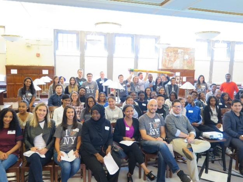 Guest post: Twitter and PENCIL team up for #FridayForGood