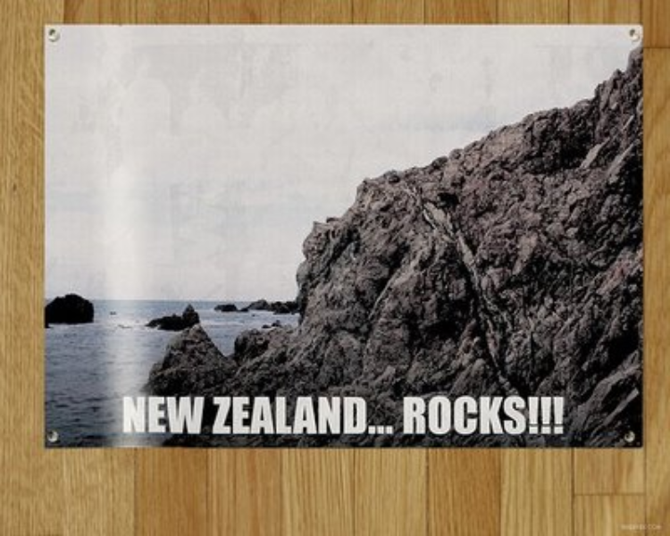 Hello, New Zealand