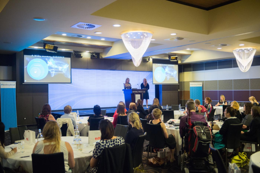 Helping Aussie women communicate from a #PositionOfStrength