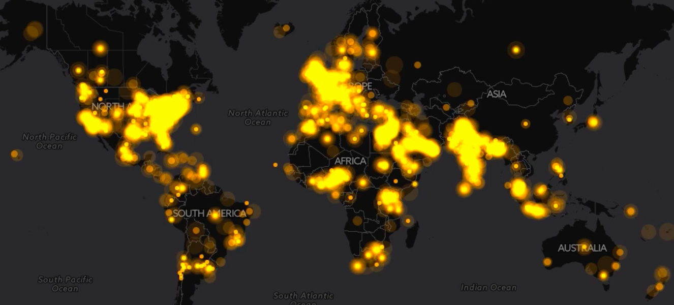 How Ramadan was celebrated around the world on Twitter