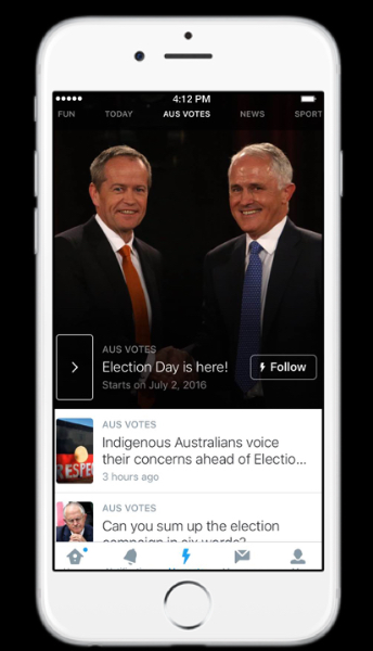 How to follow the Federal election