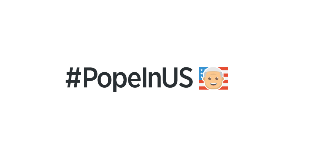 How to follow the US visit of @Pontifex
