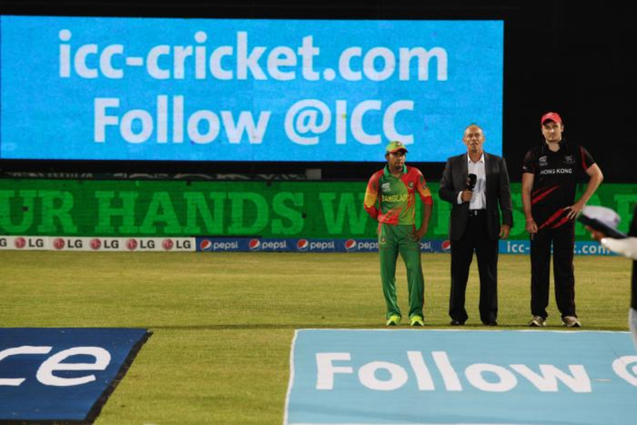 ICC World T20 (#wt20) makes it count on Twitter