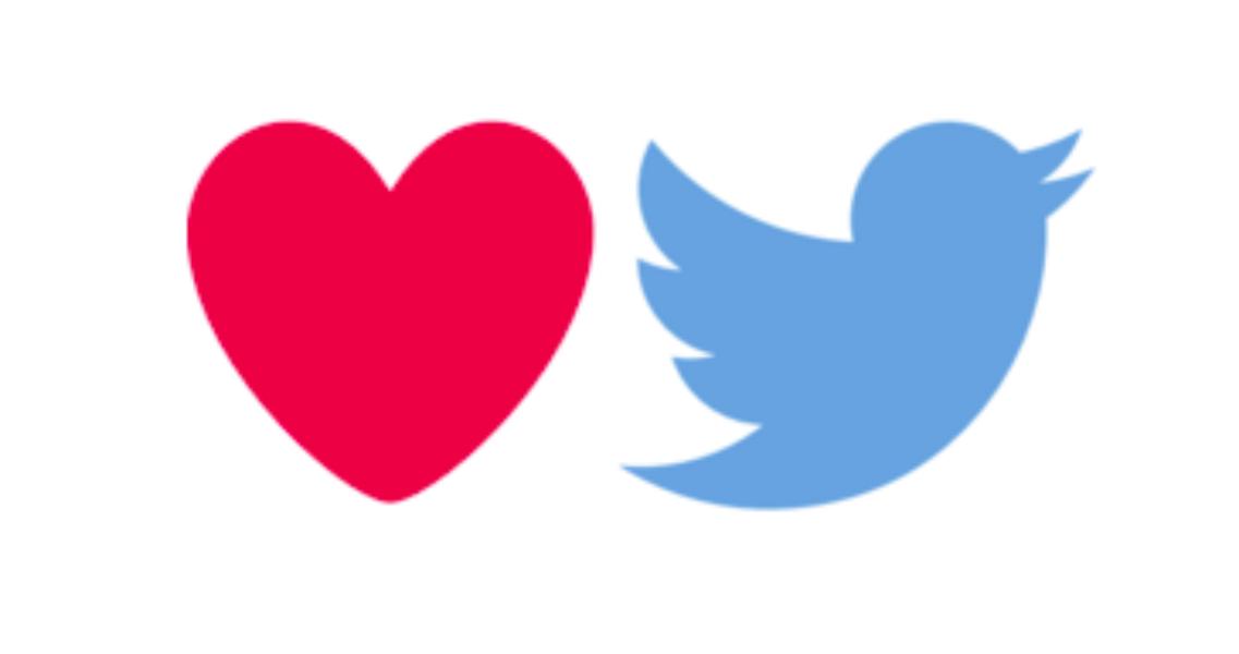 ¡Gracias! Love, Twitter