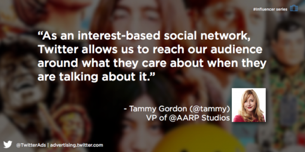 Influencer Q&A: How @AARP wins the moment on Twitter