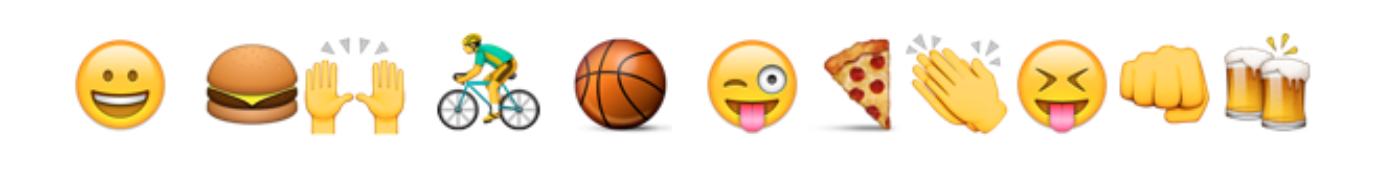 Introducing emoji targeting