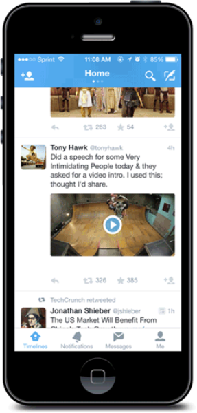 Introducing Promoted Video on Twitter