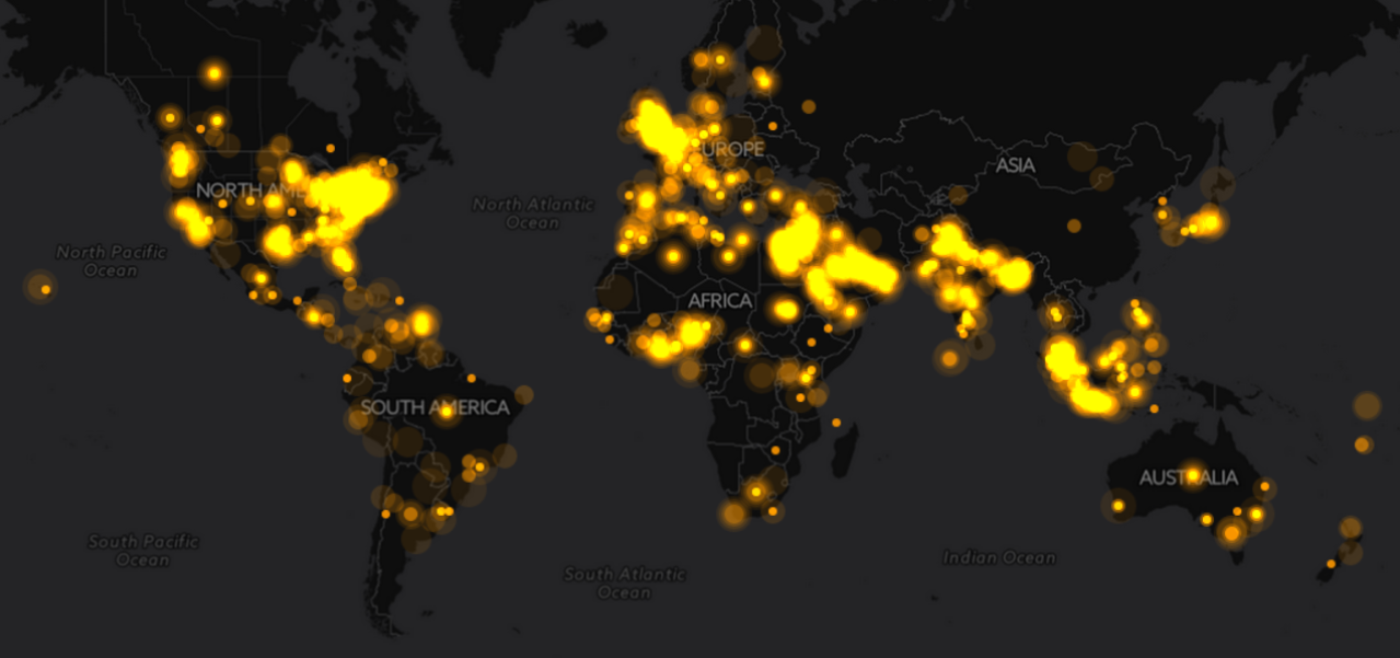 Keseruan Perayaan #Idulfitri Masyarakat Indonesia di Twitter