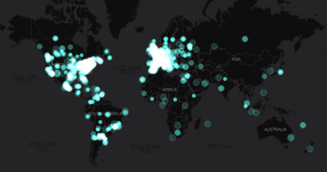 La #MuseumWeek 2015 a fait le tour du monde