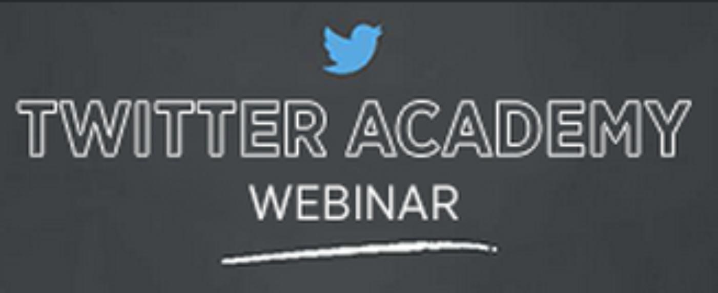 Mejora el arte del tuiteo. Serie de Webinars #TwitterAcademy