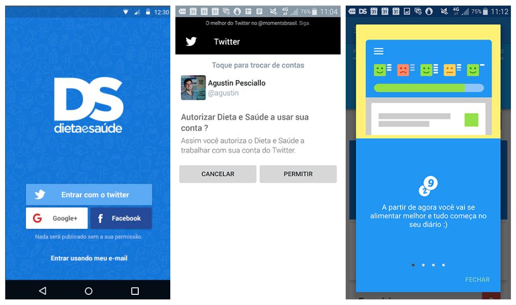 """Melhores práticas: usar """"Entrar com Twitter"""" para se conectar com cliente"""