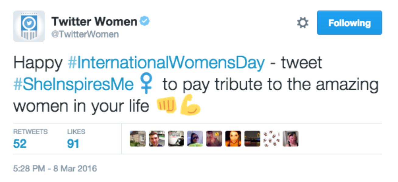 Merayakan Hari Perempuan Internasional