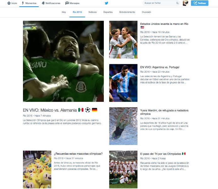 Moments México trae cobertura especial y en tiempo real de los Juegos