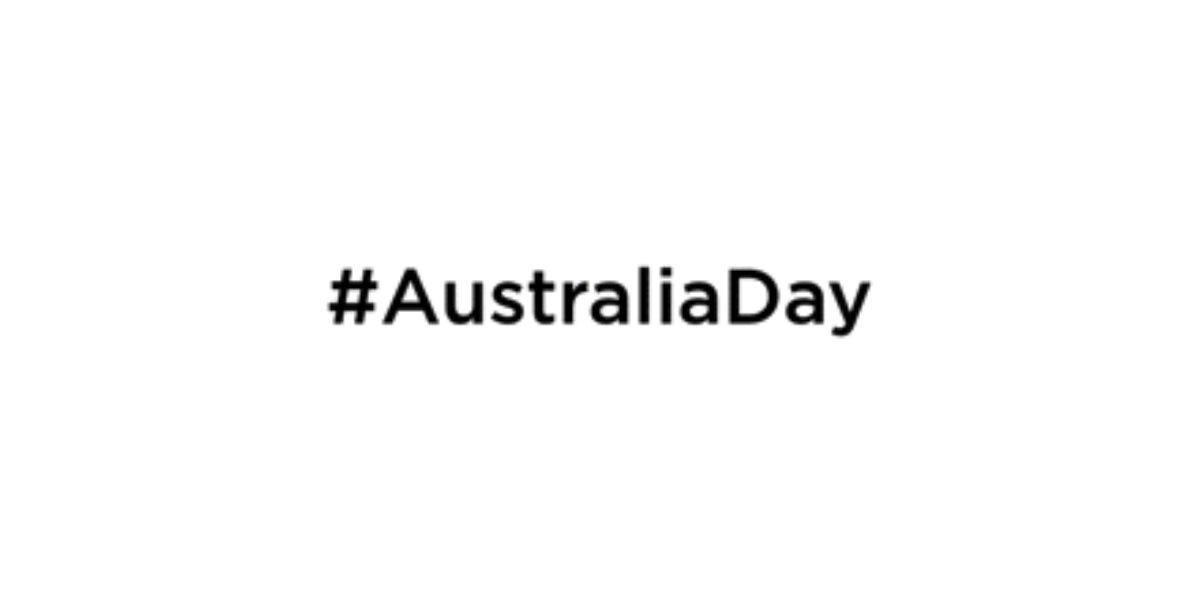 New #AustraliaDay emoji unveiled