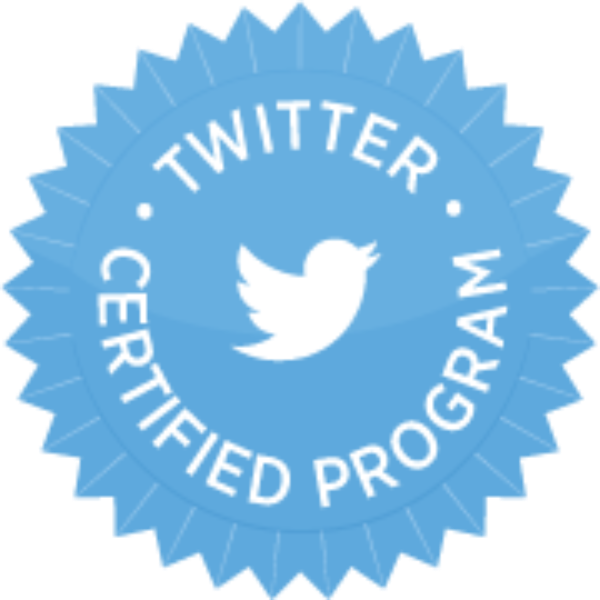 New Twitter Certified Program partners and site