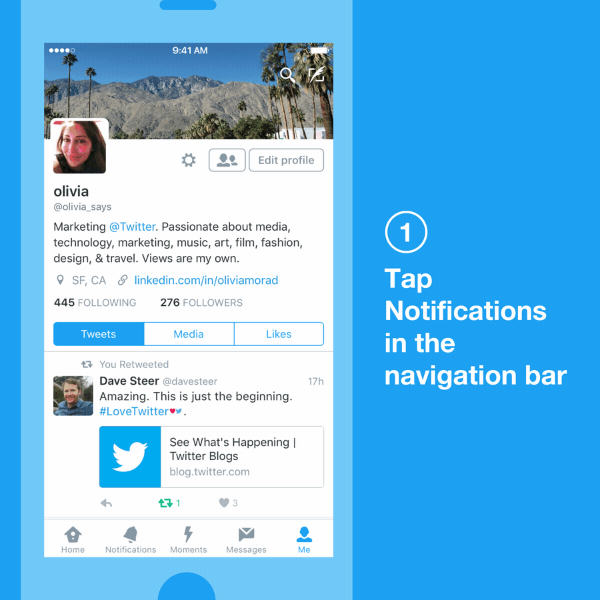 New ways to control your experience on Twitter