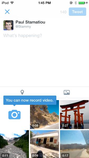 Nouveau sur Twitter : les discussions de groupe via Message Privé et la vidéo sur mobile