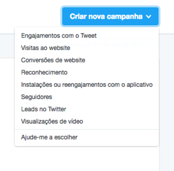 Novo Objetivo de Campanha no Twitter Maximiza Alcance das Marcas