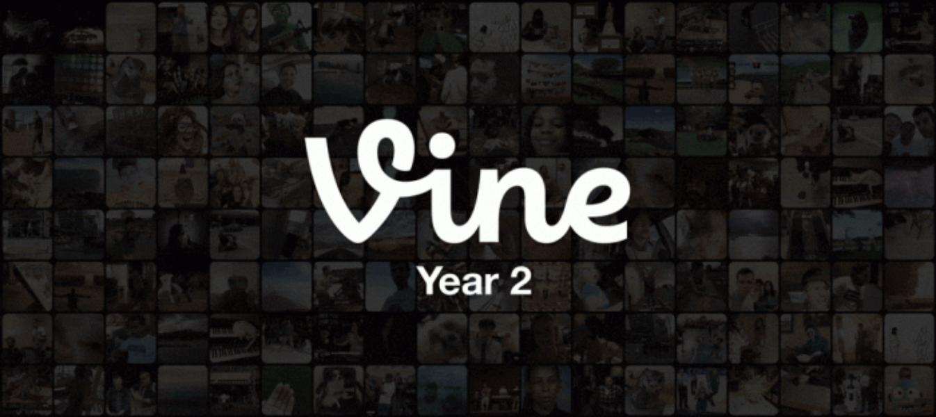 O segundo ano do Vine