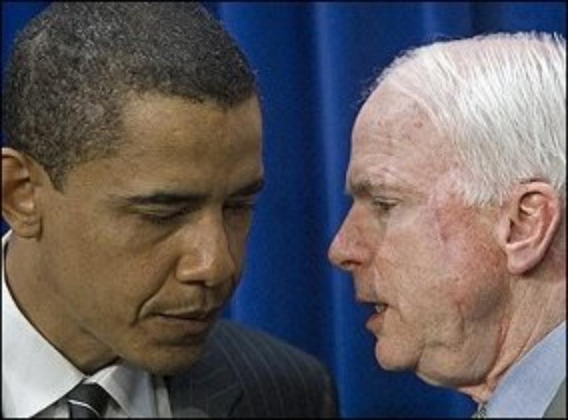 Obama, McCain Debate Via Twitter