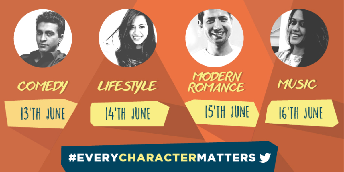Our first #EveryCharacterMatters Week is here