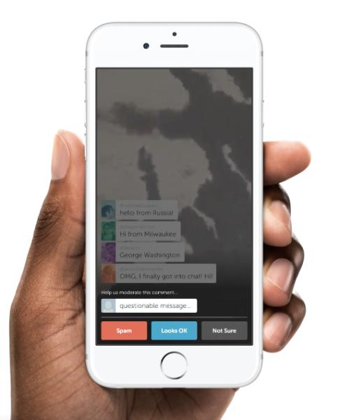 Periscope lança moderação de comentários ao vivo