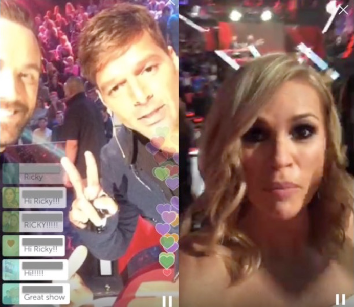 Periscope teleports Twitter fans into #TheVoiceAU live show studios