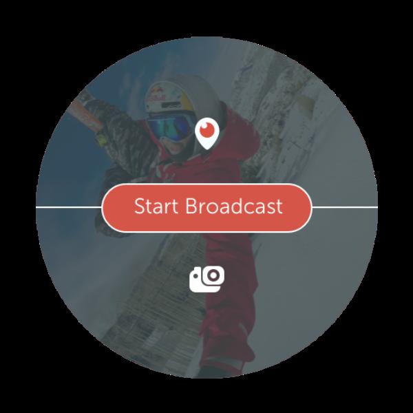 Periscope y GoPro ahora juntos: retransmisión de imágenes en directo