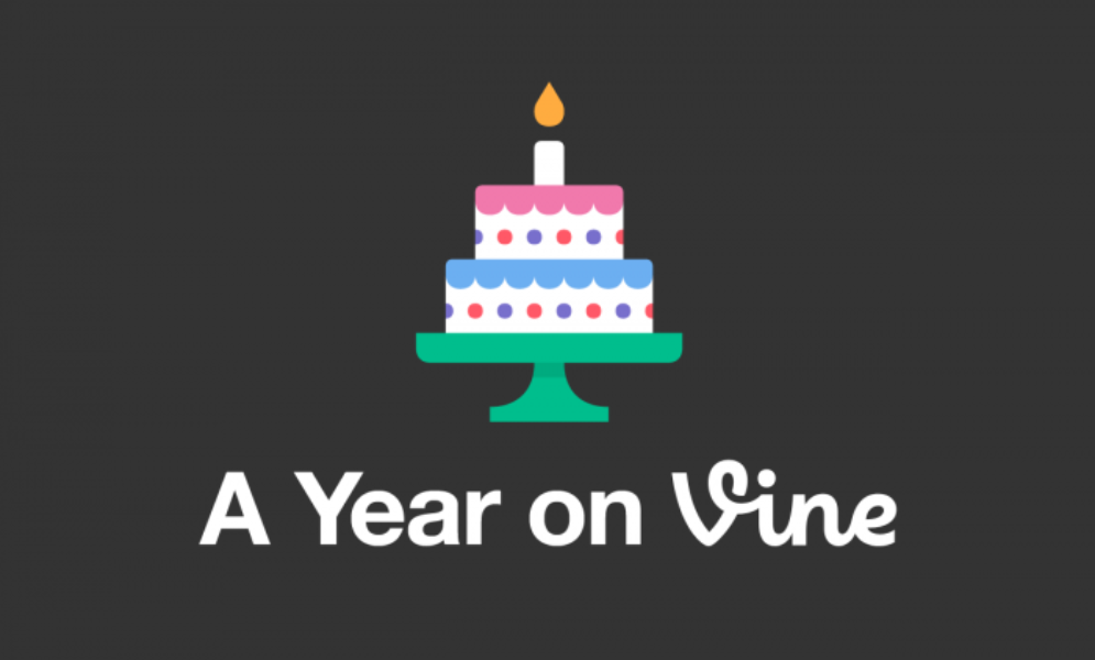 Premier anniversaire : une année sur Vine