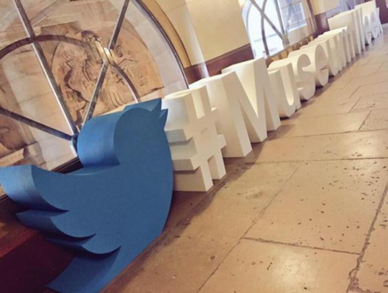Preparados para disfrutar de #MuseumWeek 2015