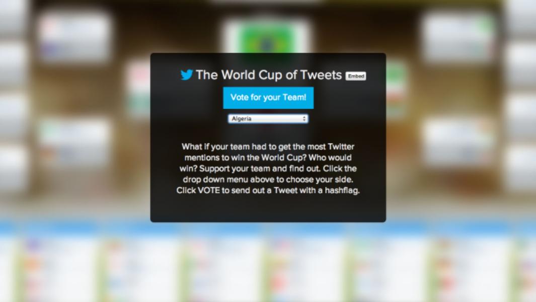 Preparados para el #Mundial2014