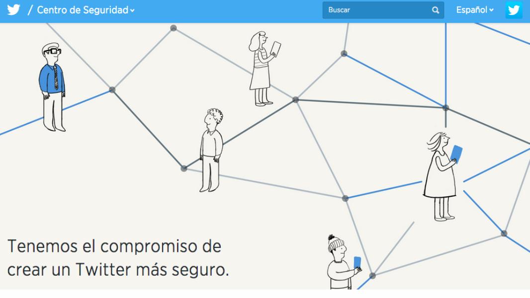 Presentamos el nuevo Centro de Seguridad de Twitter