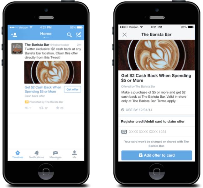 Presentamos las Ofertas de Twitter