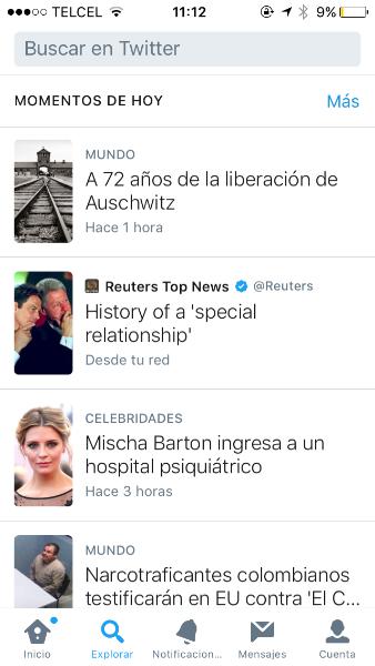 Presentamos Momentos en España – lo mejor de Twitter en un instante