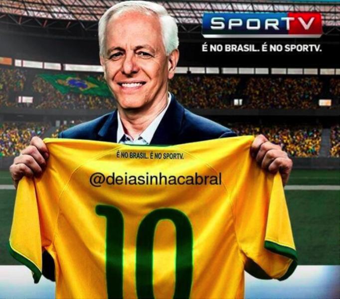 Quem ganhará na #Copa2014? Dê seu #PalpiteSporTV no Twitter
