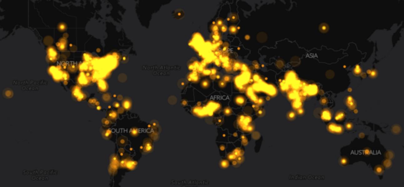 Ramadã é comemorado ao redor do mundo no Twitter