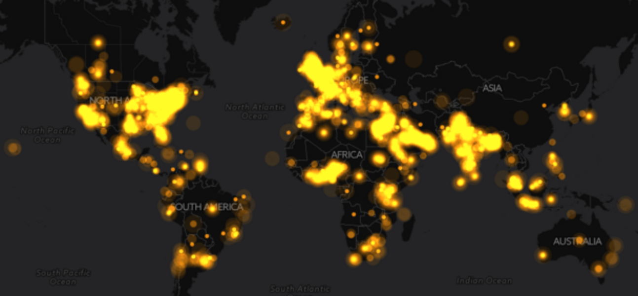 Ramadán se celebra alrededor del mundo en Twitter