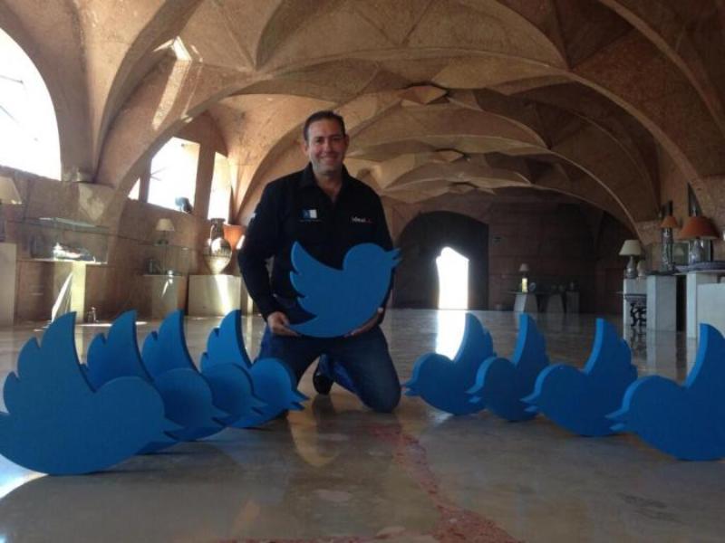 Talking about Twitter in Spain