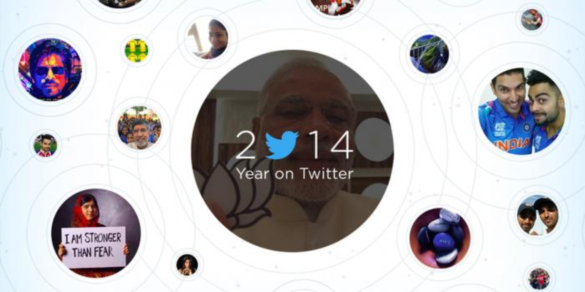 The 2014 #YearOnTwitter in India