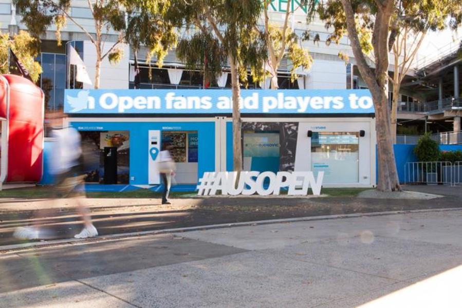 The @AustralianOpen is back