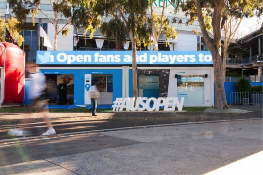 The @AustralianOpen is back in town