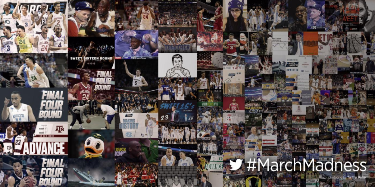 The March Madness journey to the #FinalFour