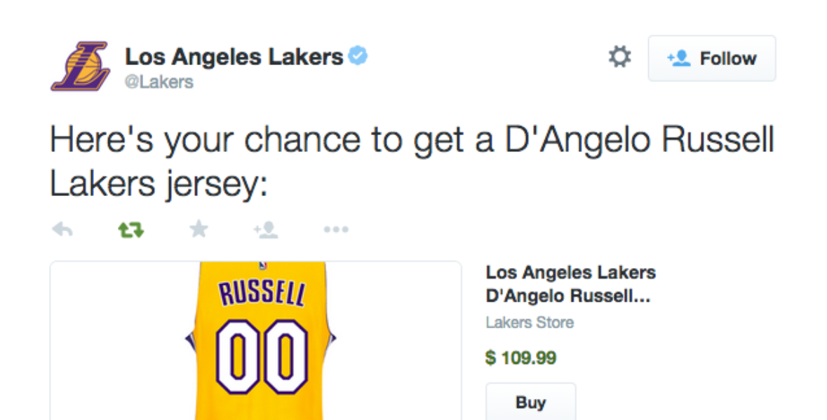 The NBA Draft takes center stage on Twitter