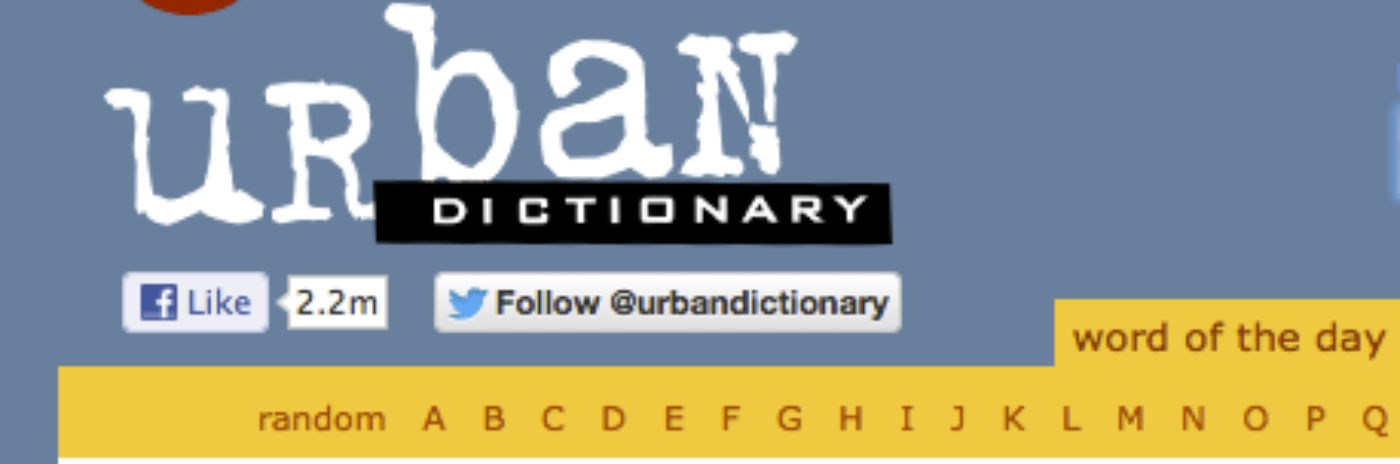 The @urbandictionary account grows daily followers 6.5x by implementing the Follow Button