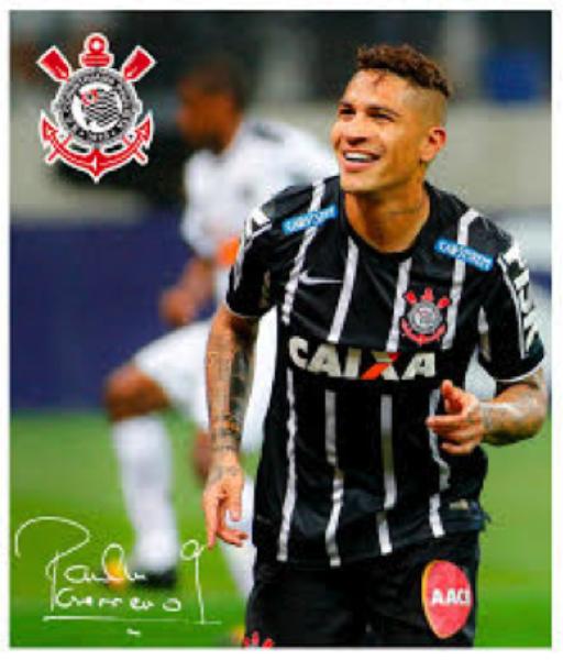 Torcedores podem mostrar o seu apoio ao Corinthians e aparecer no telão da Arena