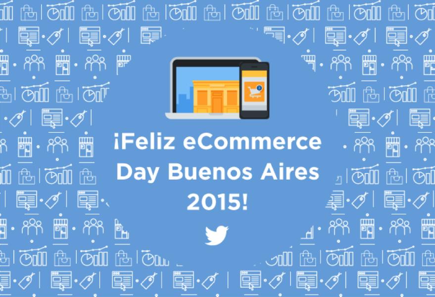 Tres consejos de Twitter para celebrar eCommerce Day en Buenos Aires